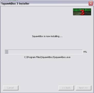 103g SquawkBox3のセットアップ(FS2002/FS2004) | VATJPN